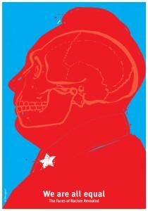 Mao Zedung er også en af de kendte portrætterede. Foto: Dansk Plakatmuseum