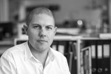 Glen Elmbæk - ny partner i Arkitema.