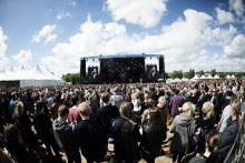 Northside-festivalen holdes for femte gang til sommer. Foto: Northside/Morten Rygaard.