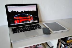 Elektroniske apparater fra Apple har et indbygget program, der kan spore dem, hvis de bliver stjålet.