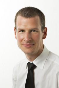 Martin Rask Pedersen, Lystrup - Ny kommunikationschef  på journalisthøjskolen. (DMJX)