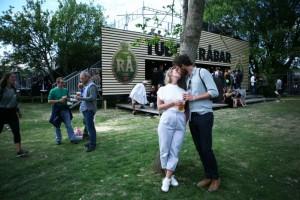 Toborg lancerede en ny økologisk øl på årets Northside - i 100.000 genstande, der alle blev drukket i løbet af de tre festivaldage.