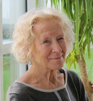 Snart tidligere sognepræst Inger Bråe. Foto: Lystrup Kirke