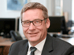 Direktør Lars Møller Kristensen, Djurslands Bank. Foto: Djurslands Bank