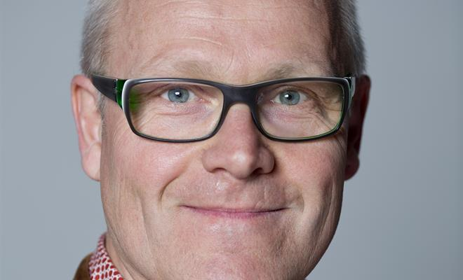 Den kommende direktør for børn og skole i Randers Kommunen Hans Minor Vedel. Foto: Randers Kommune.