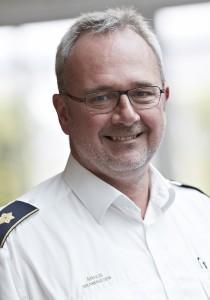 Lars Hviid bliver fra den 1. september direktør for Beredskab Østjylland. Foto: Aarhus Kommune.