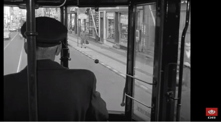 Den sidste sporvogn kørte i Aarhus i 1971. Den næste kører i 2017. Foto: DR.