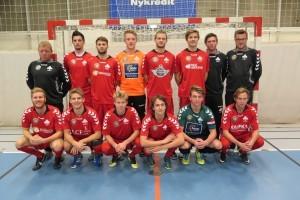 Lystrup Futsals holdbillede. Det tredje bedste hold i Danmark. Foto: Lystrup Futsal.