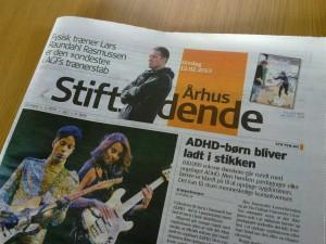 Aarhus Stiftstidende har vundet en million-ordre på at bringe annoncer for Aarhus Kommune. Foto: Nyhedsjagten.dk