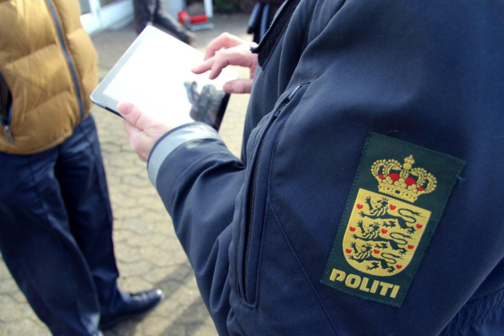 østjyllands politi randers