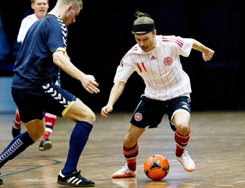 Lystrup Futsal vandt på Fyn